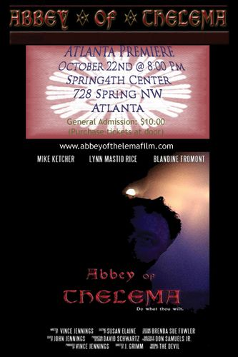 Abbey of Thelema movie